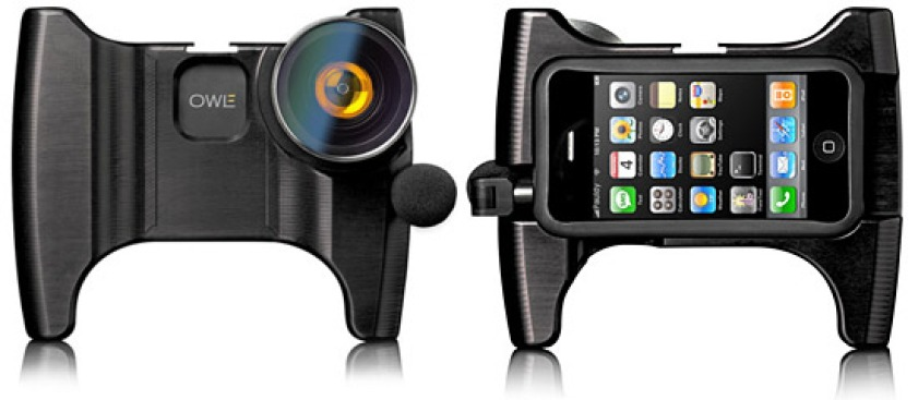 iPhone Video Mount Could Be Overkill