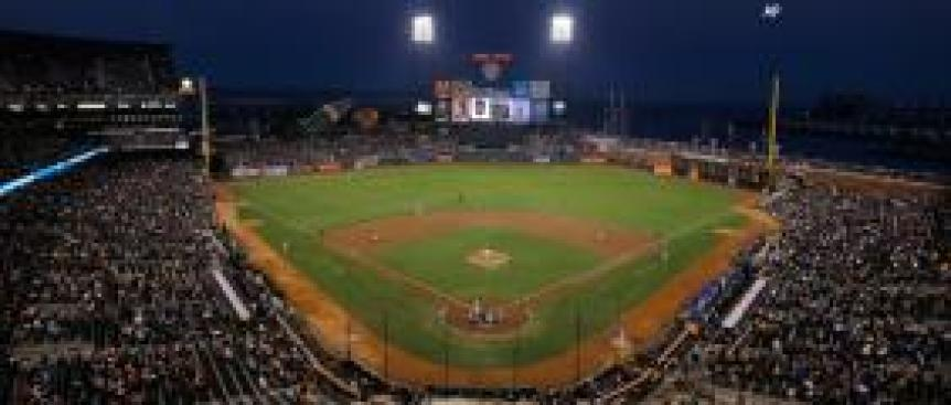 AT&T Park Named One of Baseball's Best