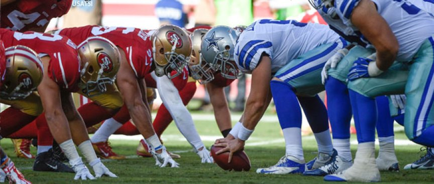 Top 5 Storylines to Watch in Cowboys-49ers Week 4 Matchup