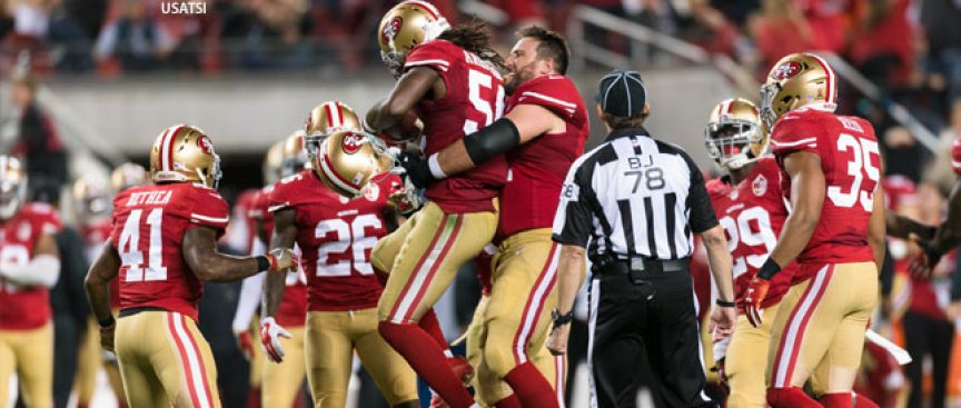 49ers Record First Season-opening Shutout in Franchise History