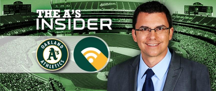The A's Insider Podcast: LF Khris Davis