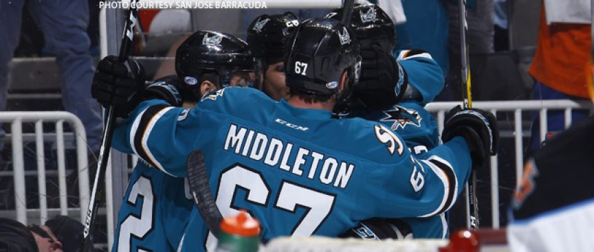 Barracuda Power Play Comes to Life in Crucial Game 2 Win Over San Diego