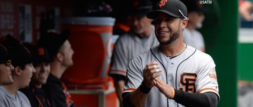 Giants Reinstate OF Blanco From 15-day DL