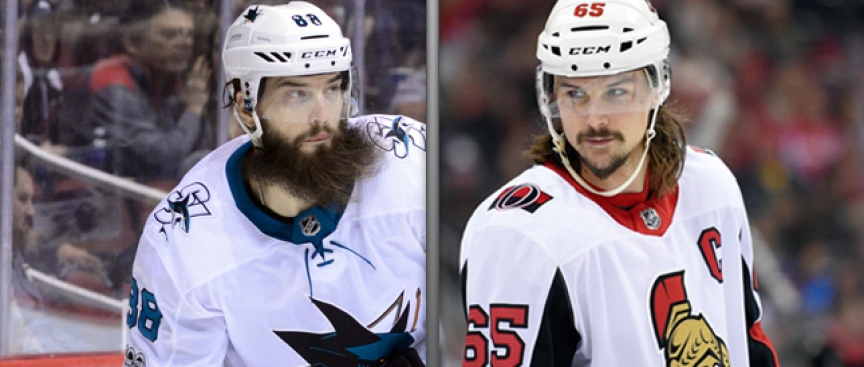 Brent Burns and Erik Karlsson Have Been Better Than You Think This Season
