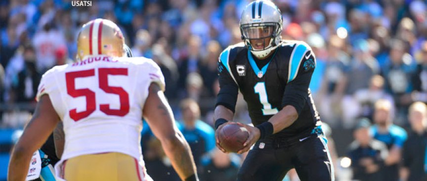 Brooks: 49ers Defense Is 'scary Sight' for Panthers