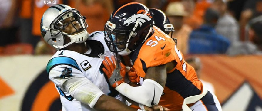 NFL: Cam Newton Didn't Need to Exit After Multiple Hits to Head