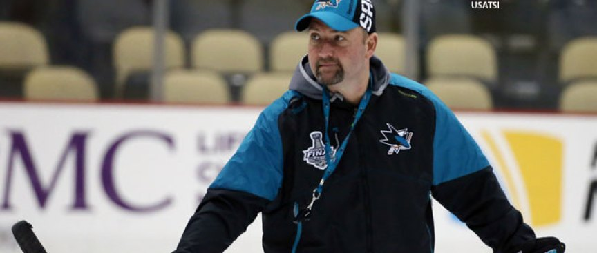 Sharks' DeBoer: 'Nothing More Important' Than Freedom to Express