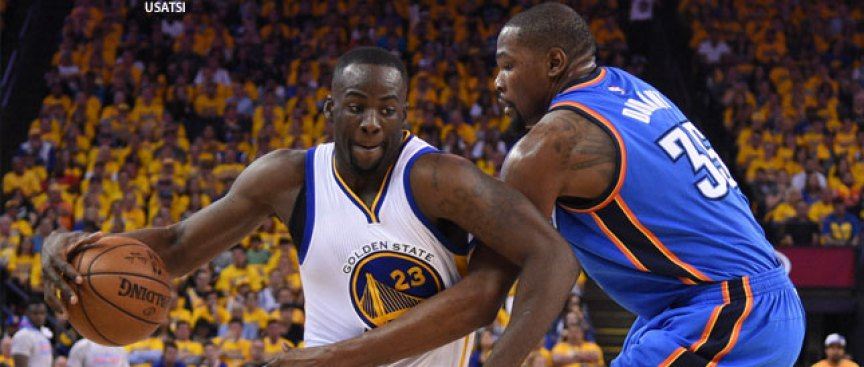 Green Called Durant Million Times, Texted Million and One Times