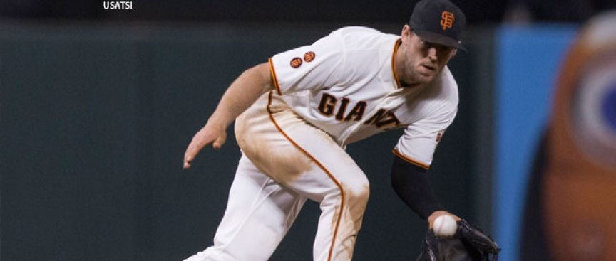 Giants Lineup: Gillaspie at Third With Injured Nunez Out