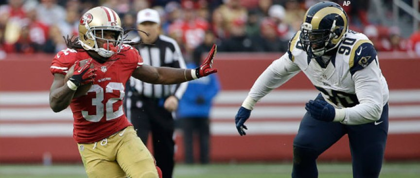 49ers Re-sign Harris Day After Releasing Him, Waive WR