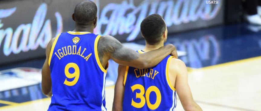 Curry, Iguodala Eager to Shed Memories of Finals Vs Cavs
