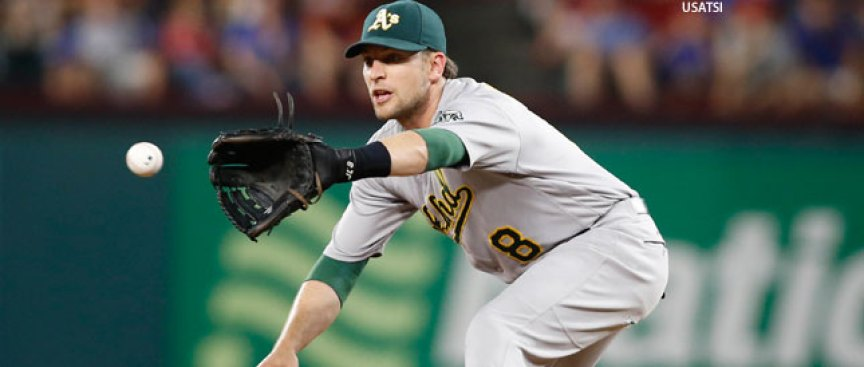A's Jed Lowrie Undergoes Successful Left Foot Surgery