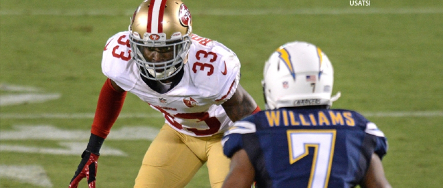 49ers Rookie CB Robinson: 'I'm Ready' for Major Role