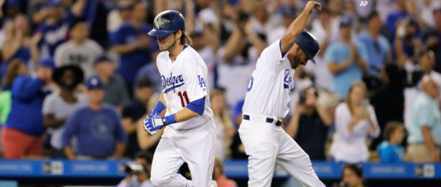 NL West Watch: Dodgers Score 14, Magic Number at One