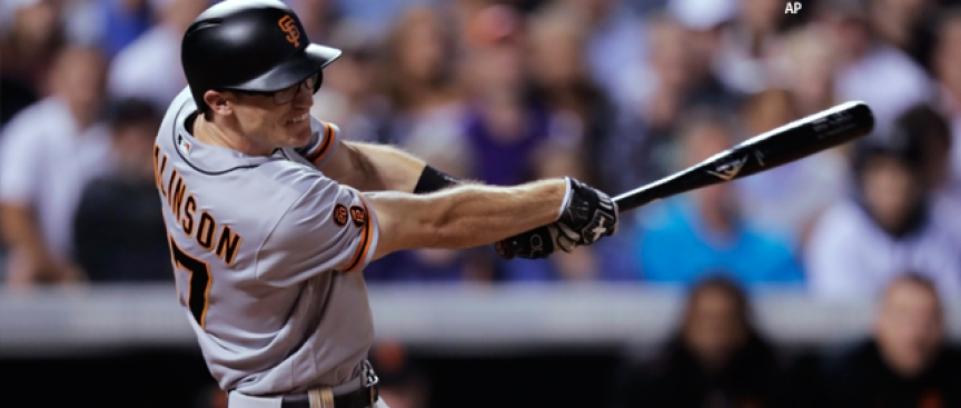 Instant Replay: Slumping Giants Do Just Enough to Beat Rockies