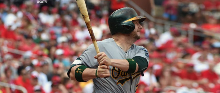 A's Lineup: Vogt Back in the Squat, Hitting Second Vs Angels