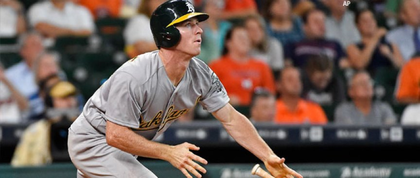 A's Lineup: Wendle Back in, Leading Off Vs Royals
