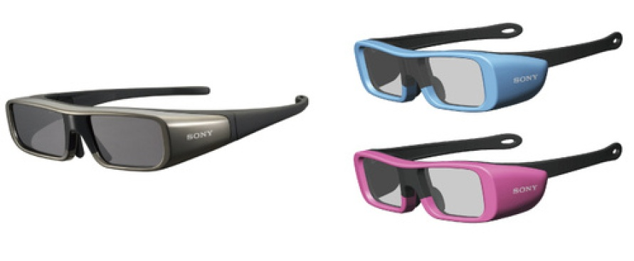 Look Out, Pocketbooks: Sony's 3D Glasses Will Be $133 Each
