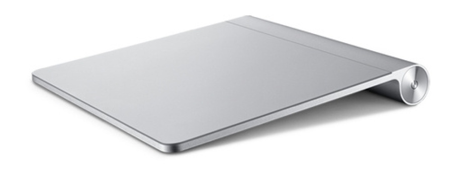 Apple Unveils Its Magic Trackpad for Desktop Computers