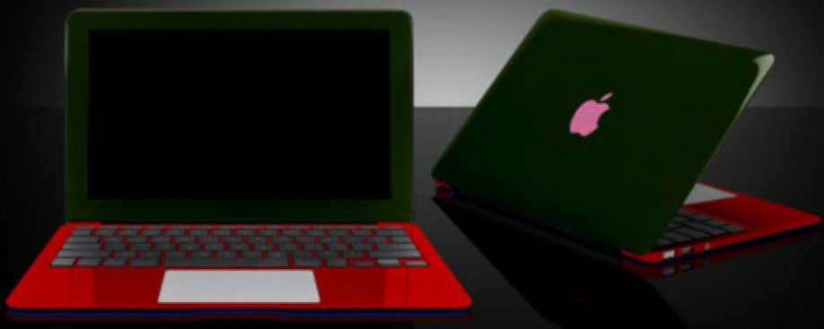 Want a Colorful MacBook Air? Prepare to Pony Up Some Serious Cash
