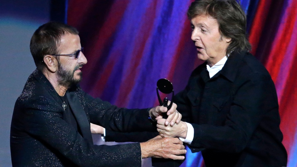 Ringo Starr, Green Day Inducted Into Rock and Roll Hall of Fame