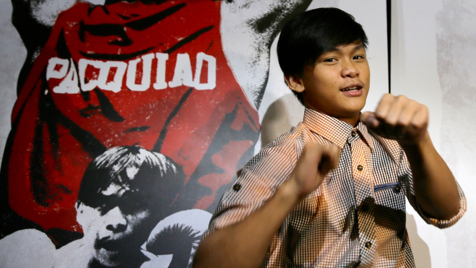 Manny Pacquiao Film Follows Poor Boy Who Became a Champion