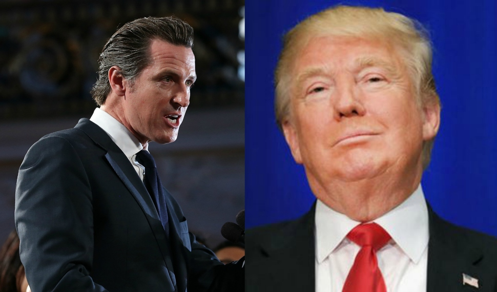 'His Plan is a Loser:' Gavin Newsom Says He Will Debate Trump on Immigration 'Anytime Anywhere'