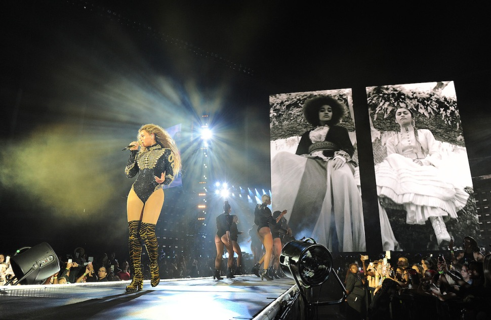 Beyoncé Returns to Levi's Stadium for 'Formation' World Tour