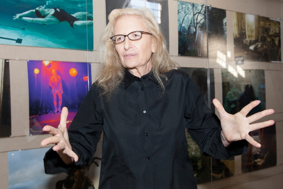 Annie Leibovitz Photo Exhibit Includes Sheryl Sandberg, Kamala Harris
