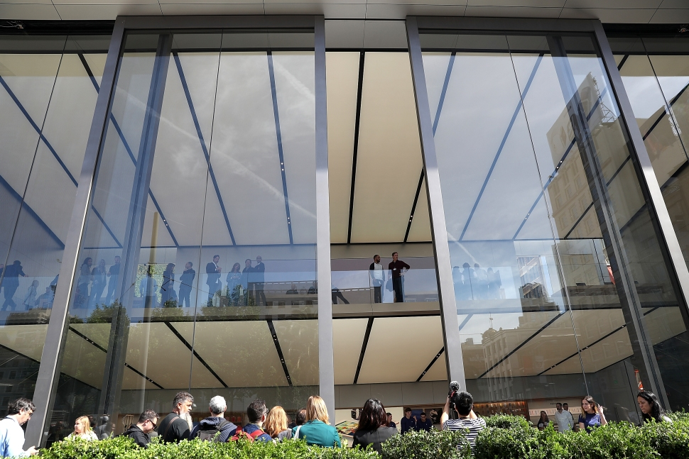 San Francisco Is Getting A New Apple Store Nbc Bay Area