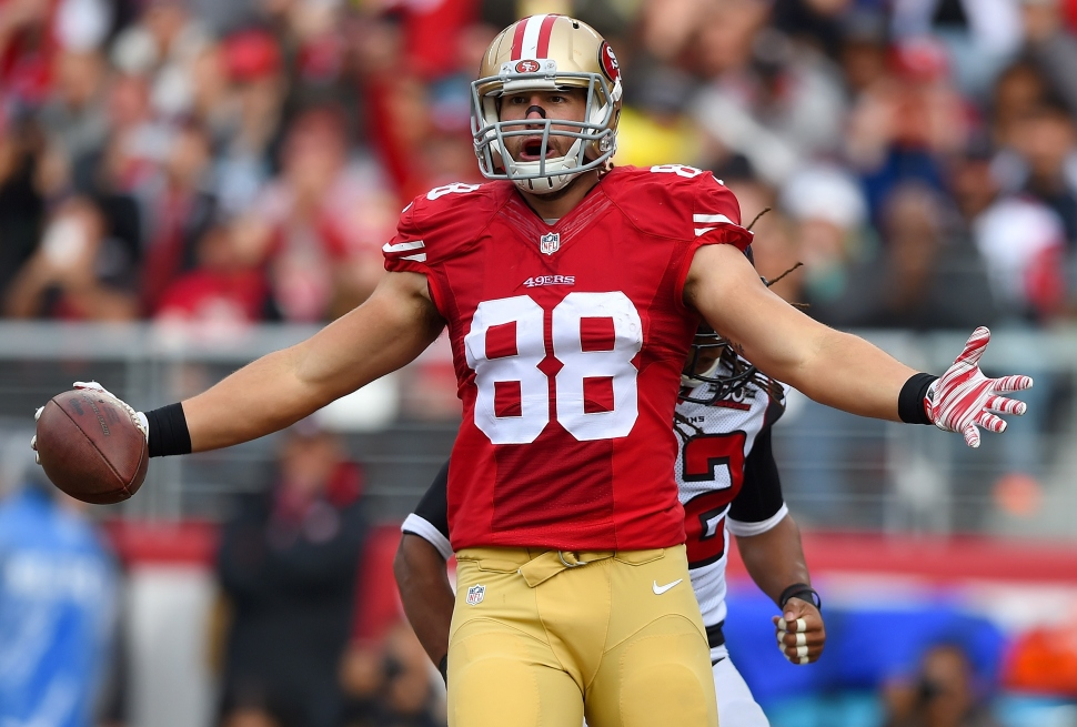 Which Tight End Will Emerge in Kelly's 49ers Offense?