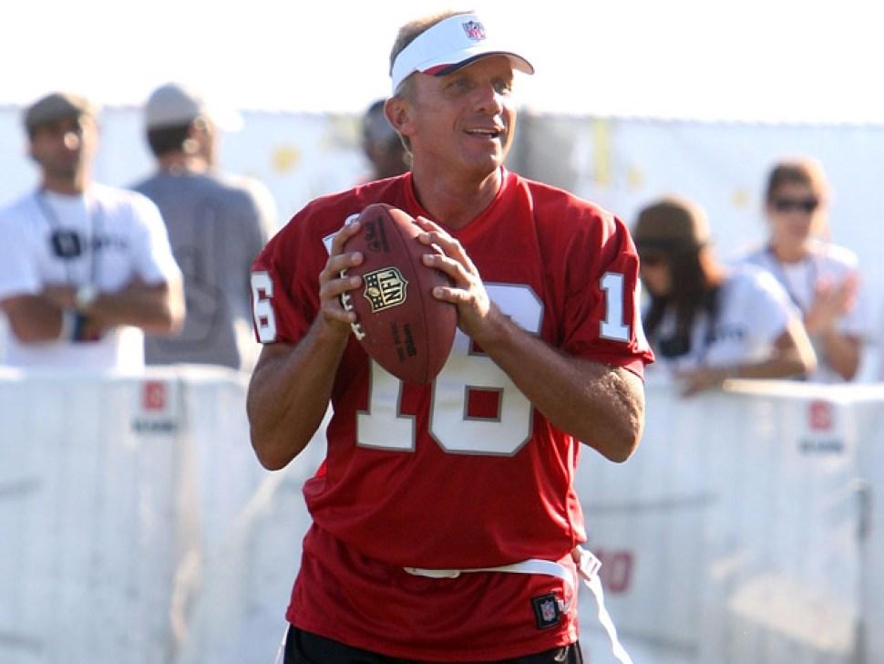 Joe Montana Voted Greatest NFL Player Ever, Tom Brady 2nd Greatest