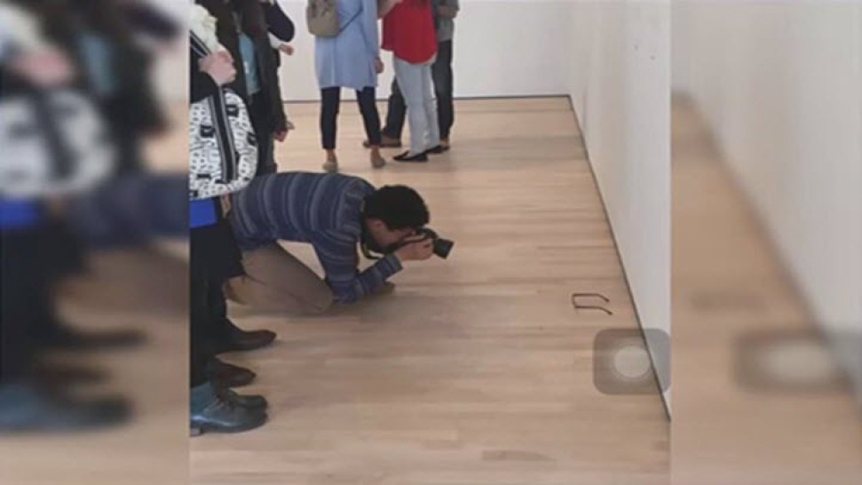 San Jose Teen's Glasses Prank at San Francisco Museum of Modern Art Goes Viral