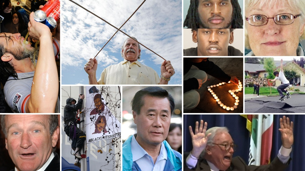 Top 10 Bay Area News Stories 2014: From Robin Williams to Giants World Series Win