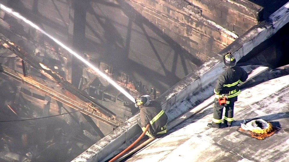 Deadly Fire Rips Through Converted Warehouse in Oakland