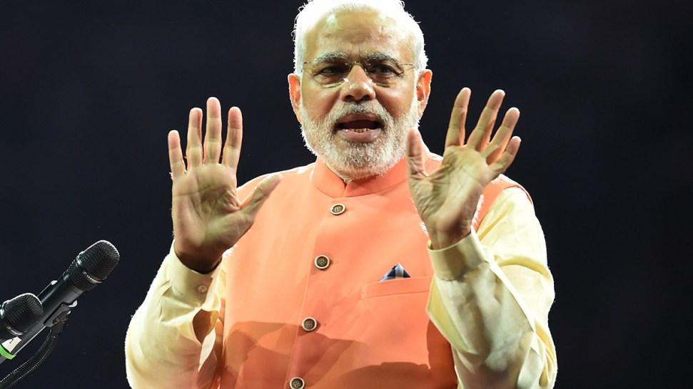 Indian Prime Minister Narendra Modi's Bay Area Visit Stirs Controversy