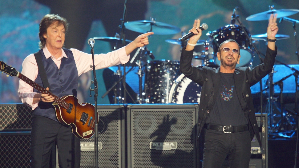 Paul McCartney to Usher Ringo Starr Into Rock and Roll Hall of Fame