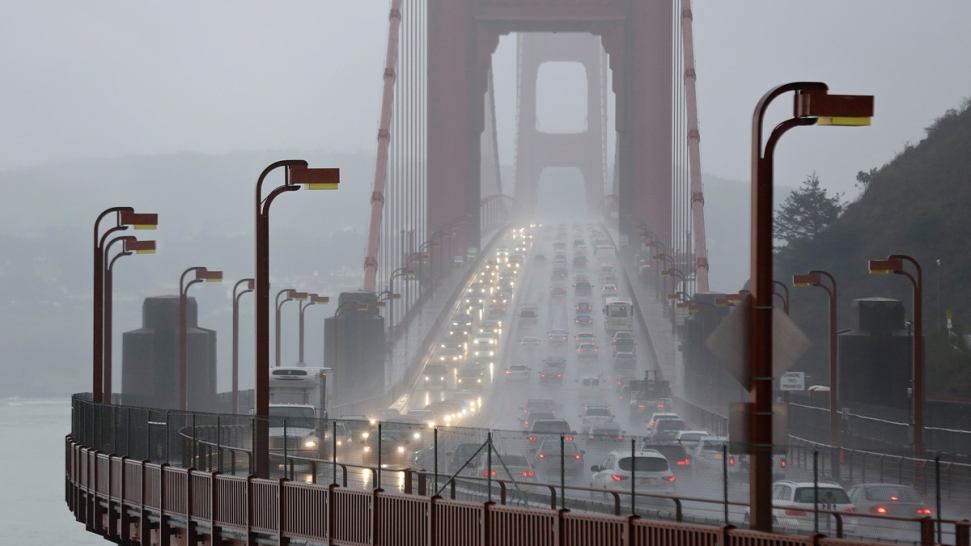 California Inundated in First El Niño-Affected Storms of Winter