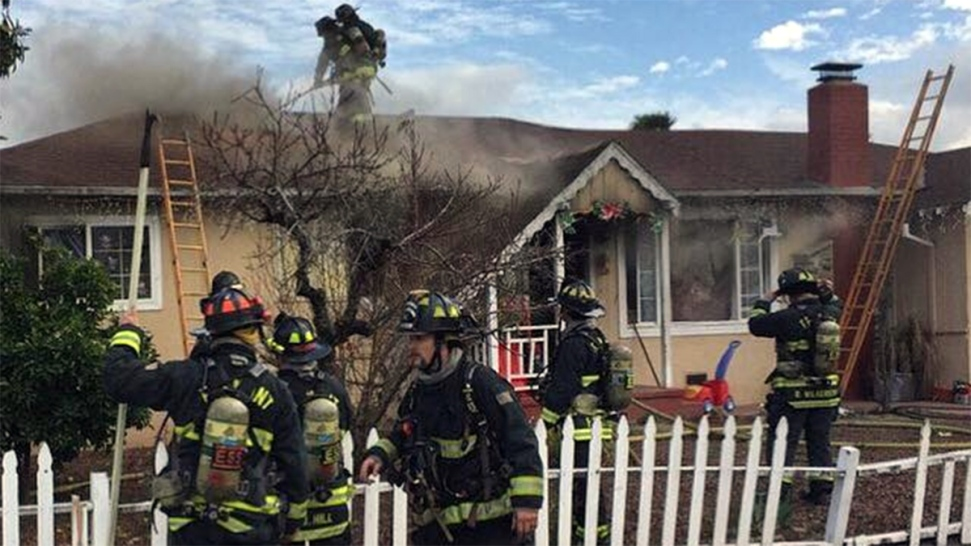 Fremont Mother Saves Sleeping Baby, 9 Others From Burning Home