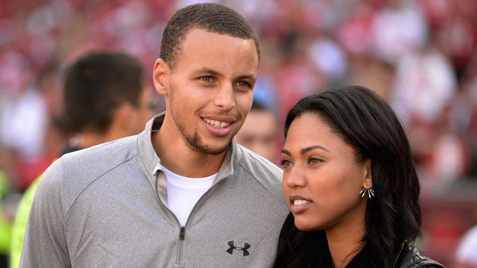 my woman theinstagator steph curry defends his wife