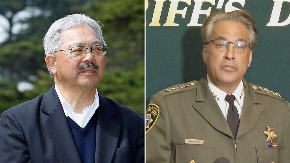 SF Mayor Ed Lee to Sheriff Mirkarimi: Notify Feds When Releasing Undocumented Felons