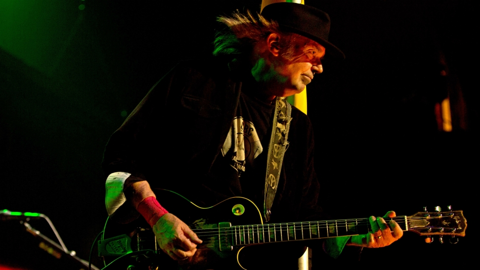 Neil Young Films Screen in Bay Area Theaters for One Night Only
