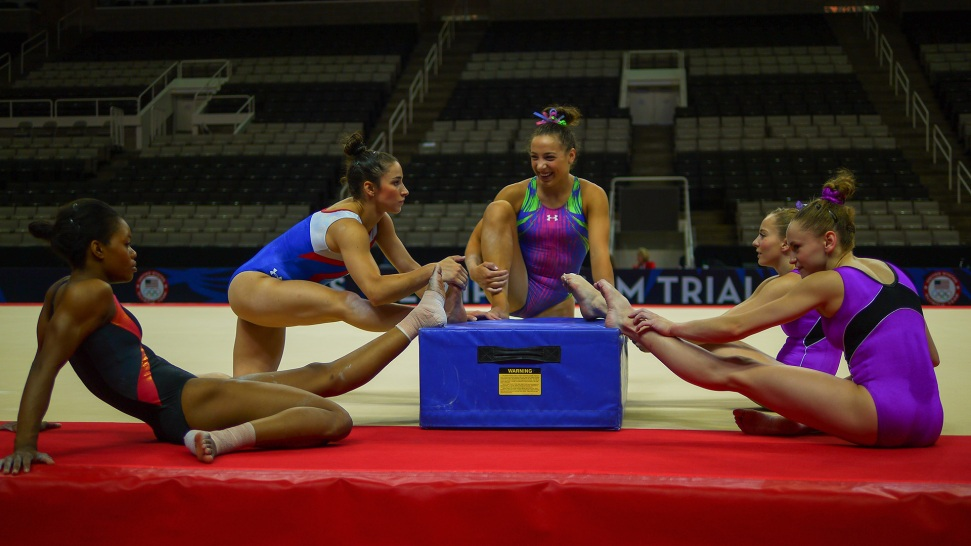 Biles, Douglas, Raisman: Who Will Shine at U.S. Olympic Women's Gymnastics Trials at SAP Center?