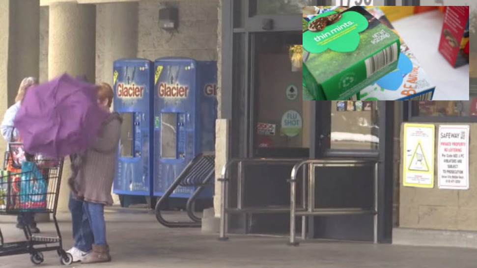 Union City Police Rally Around Child After Armed Robber Steals Money From Girl Scout Cookie Stand