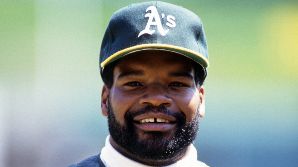 Former A's Star Dave Henderson Dies at 57