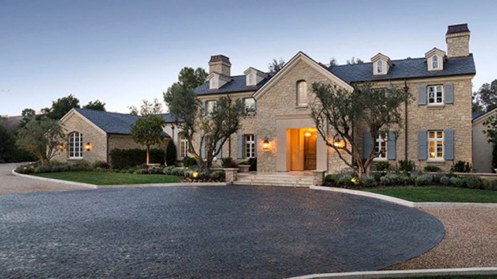 PHOTOS: Inside Kim Kardashian and Kanye West's New $20 Million Dream Home