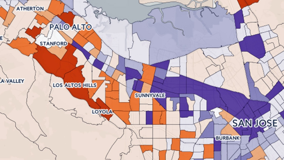 UC Berkeley Researchers Predict Bay Area Gentrification Will 'Accelerate'