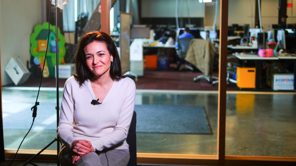 One-on-One With Facebook COO Sheryl Sandberg