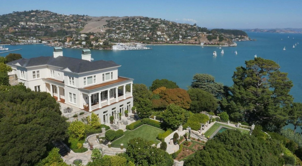 Marin County Mansion Sells for Record-Breaking $47.5 Million