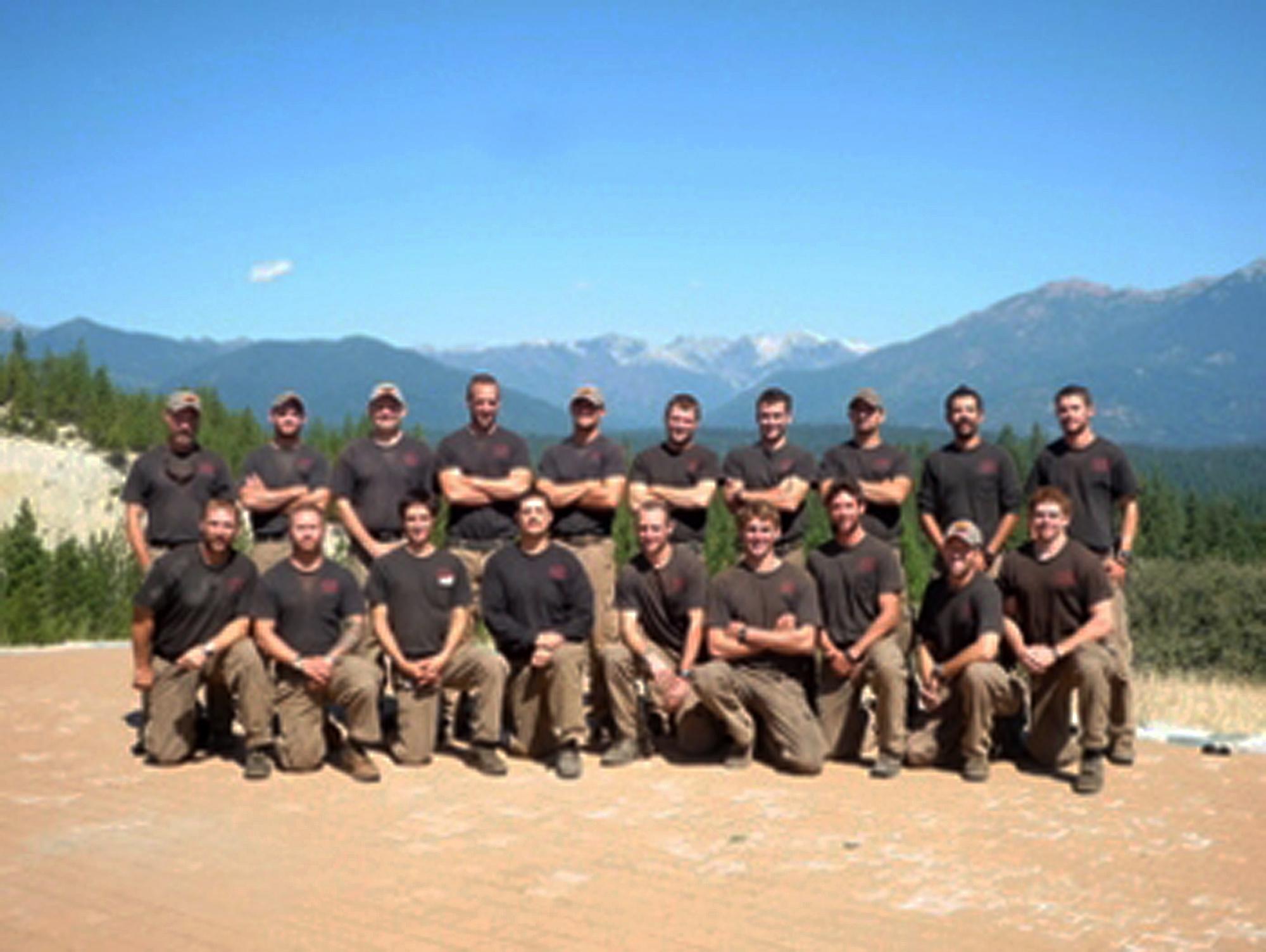 Arizona yavapai county yarnell - Lone Survivor Honors 19 Brothers At Arizona Firefighters Memorial Nbc Southern California